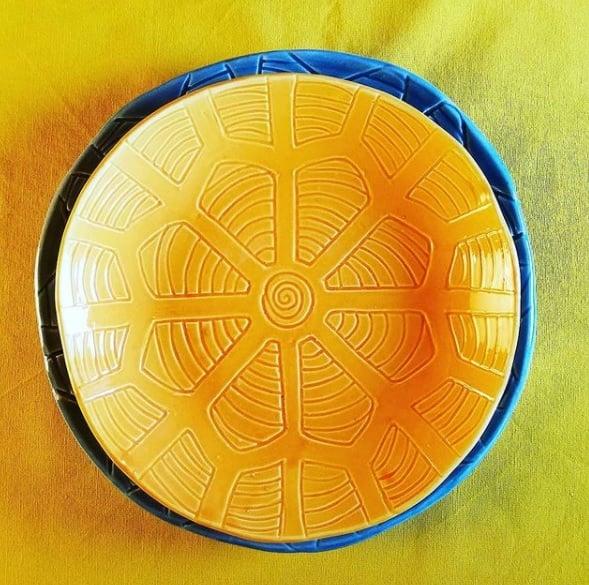 Image of D. Celeste Soup Plate