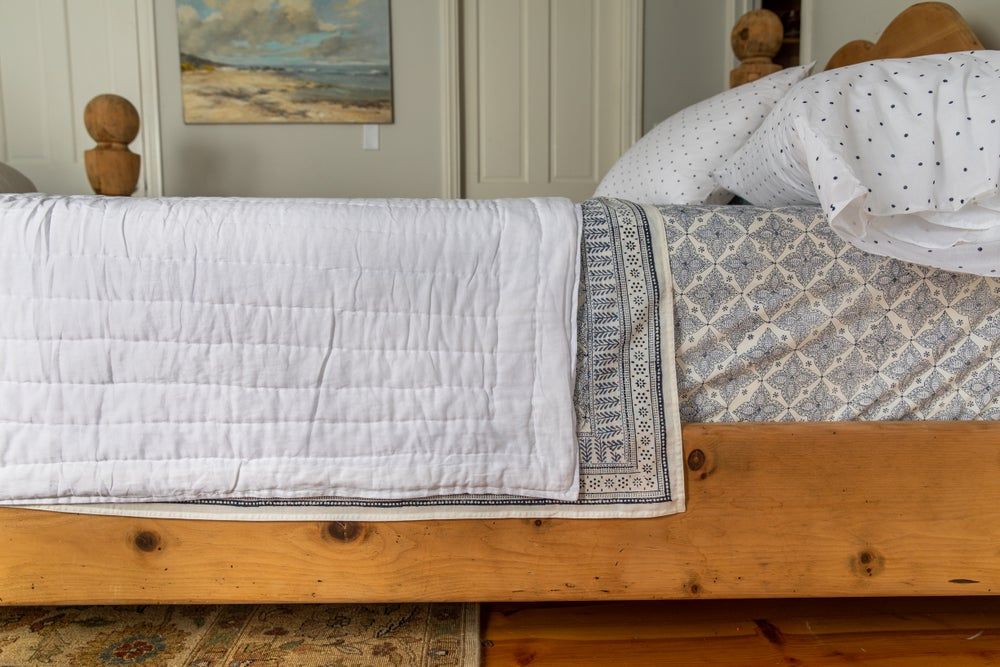 Image of Solid Cloud Quilt