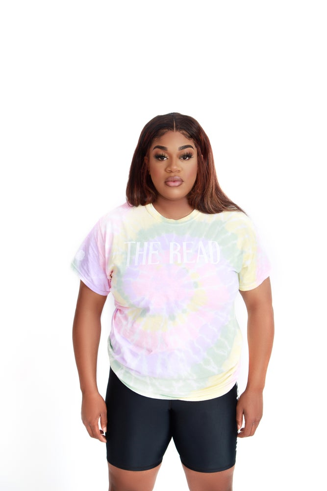 Image of The Read Tie Dye T-Shirt