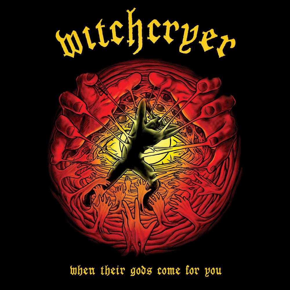 Image of Witchcryer - When Their Gods Come For You Limited Digipak CD