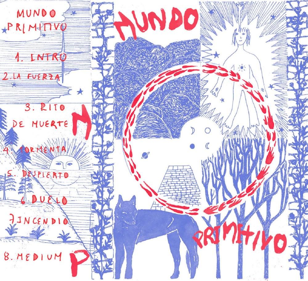 Image of MUNDO PRIMITIVO - Paisaje Interior CS