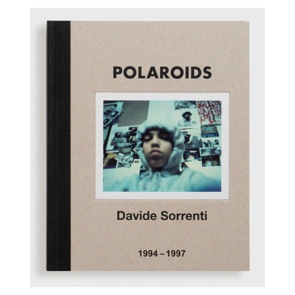 Image of Davide Sorrenti : Polaroids ; 1994-1997