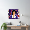 Purple Paisley (Poster)