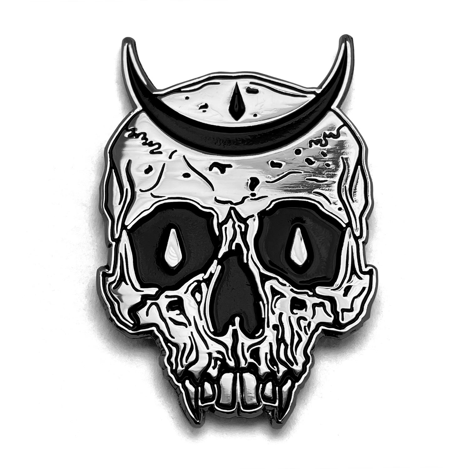 Image of Sleep Forever Pin