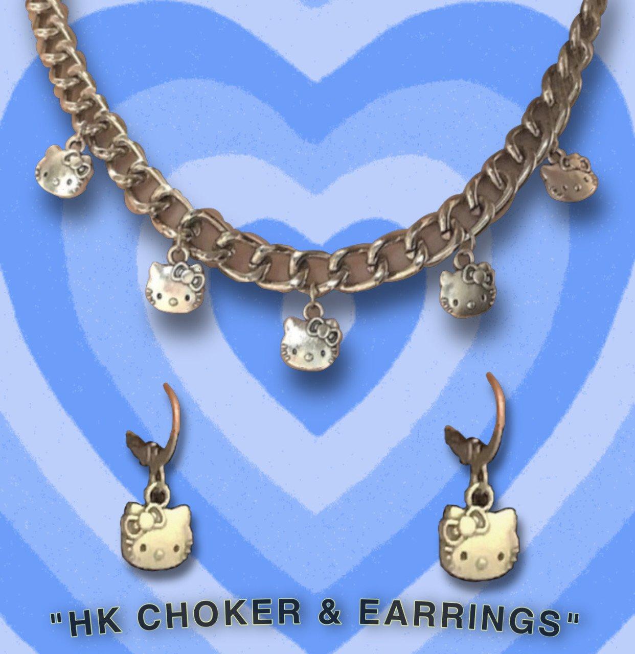 Image of HK Choker