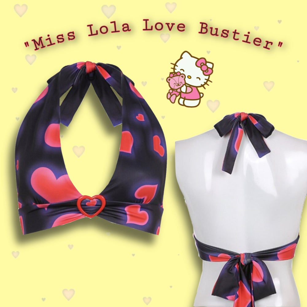 Image of Miss Lola Love Bustier