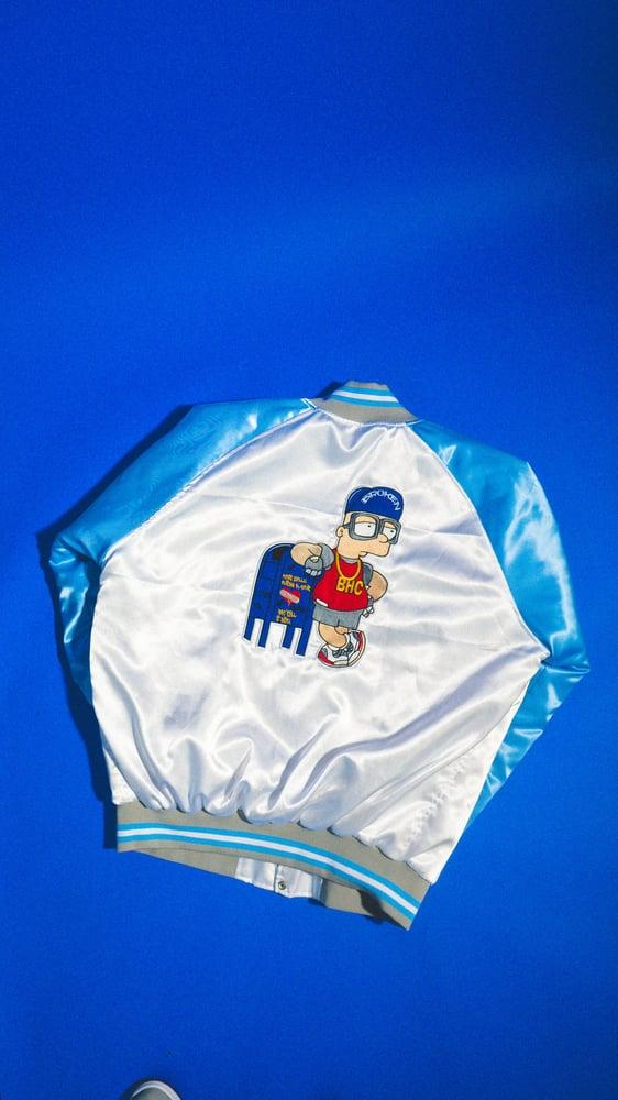 Image of BHC BART Satin Sports Jacket
