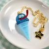 Gooey Ice Cream Necklace