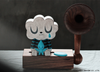 "Fluffy House x Amanda Visell  - ""Cloudy Day"""