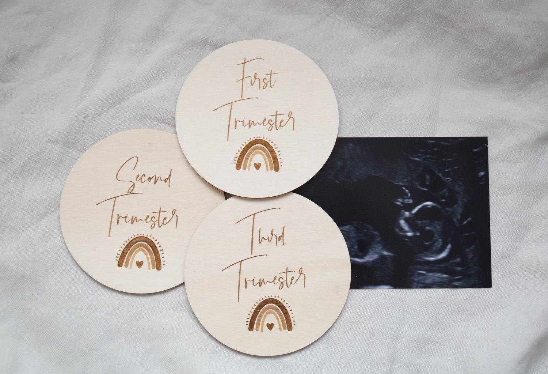 Image of Trimester Trio Plaques