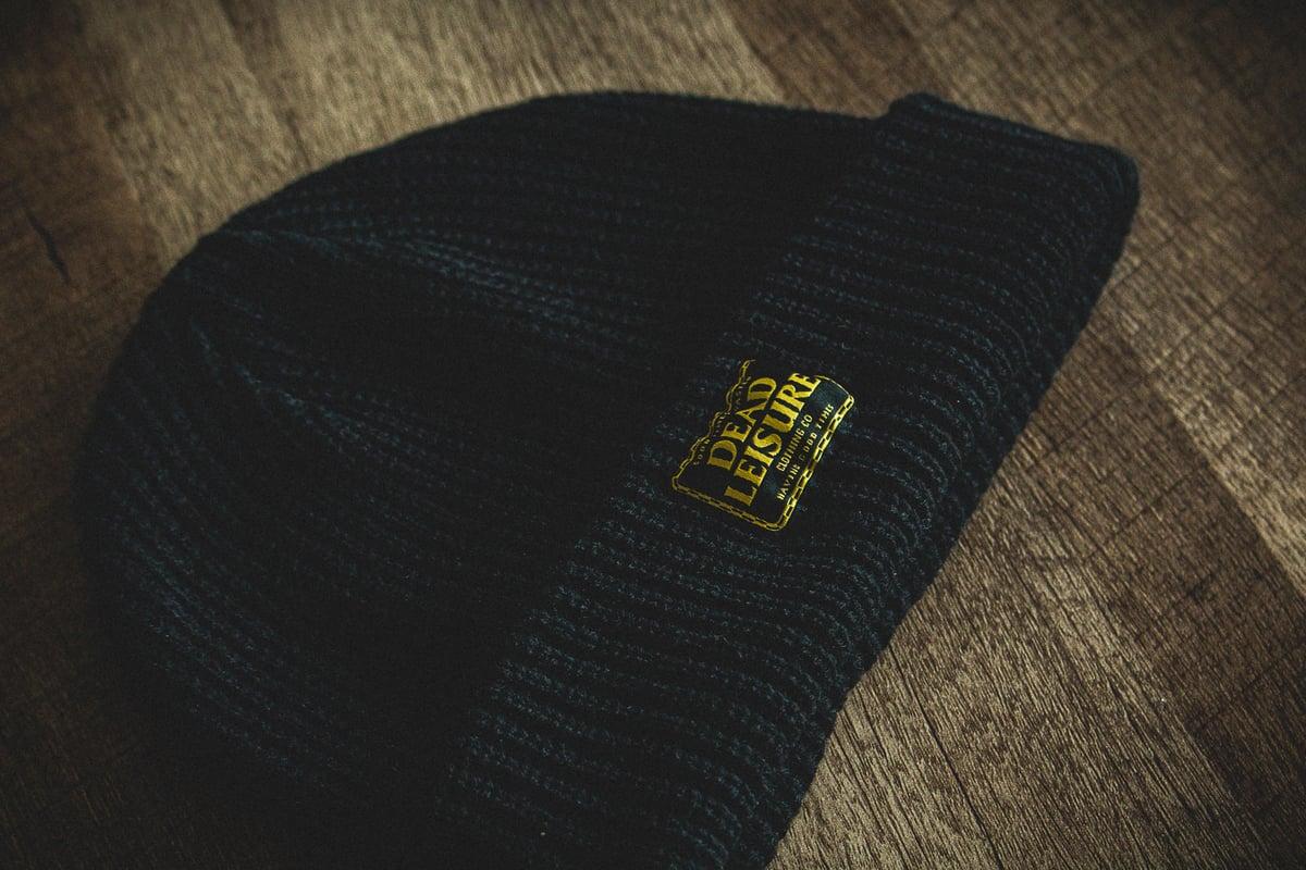 Good Times Logo Beanie - Black