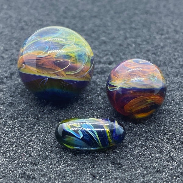 Image of Psylent Glass Chaos Marble Sets