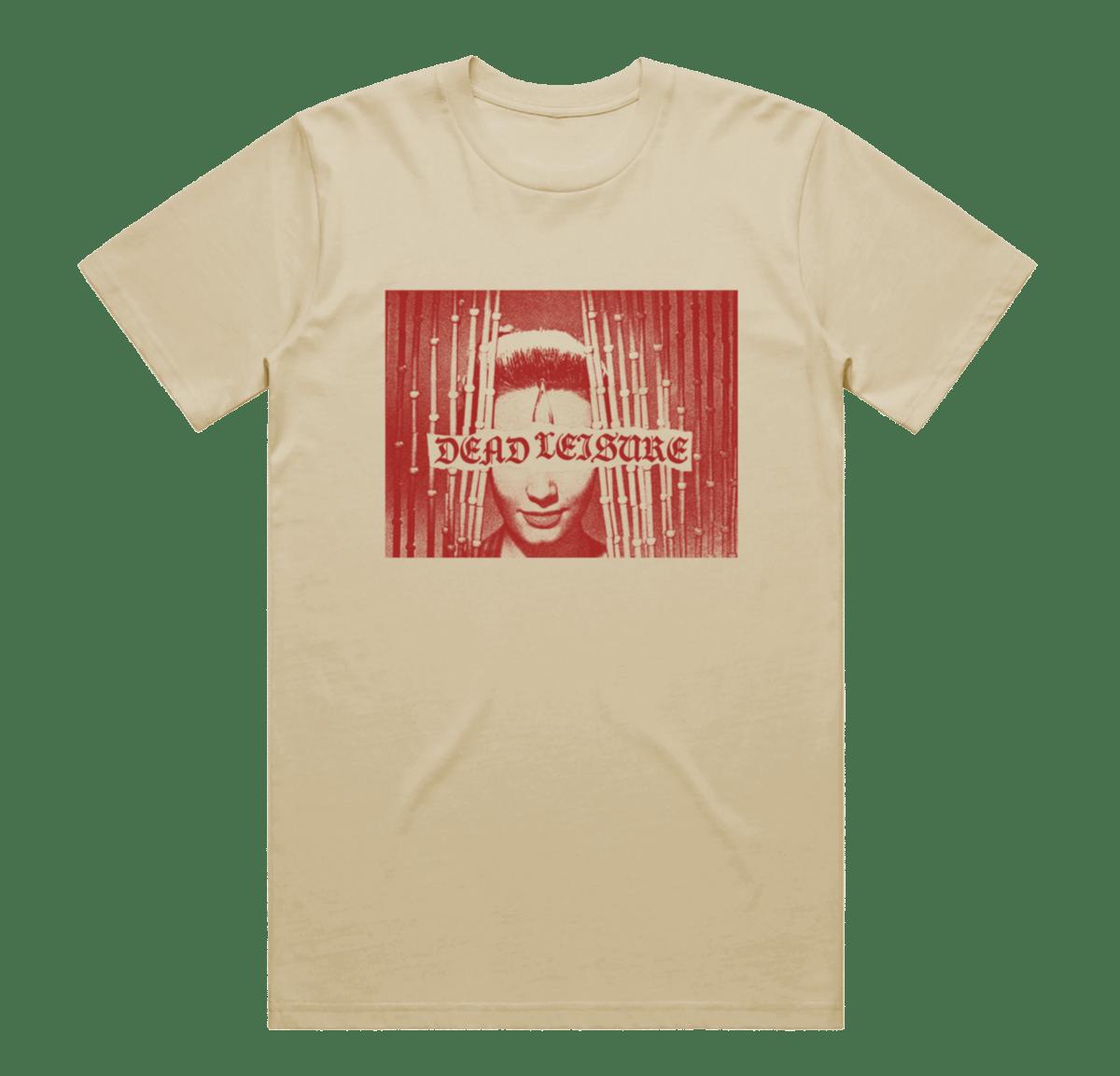 Strange Vision T-shirt - Tan