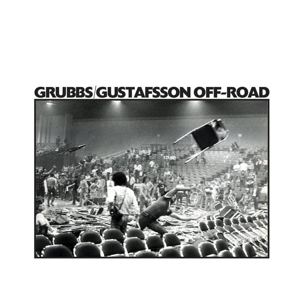 David Grubbs & Mats Gustafsson - Off-Road (IMP042)