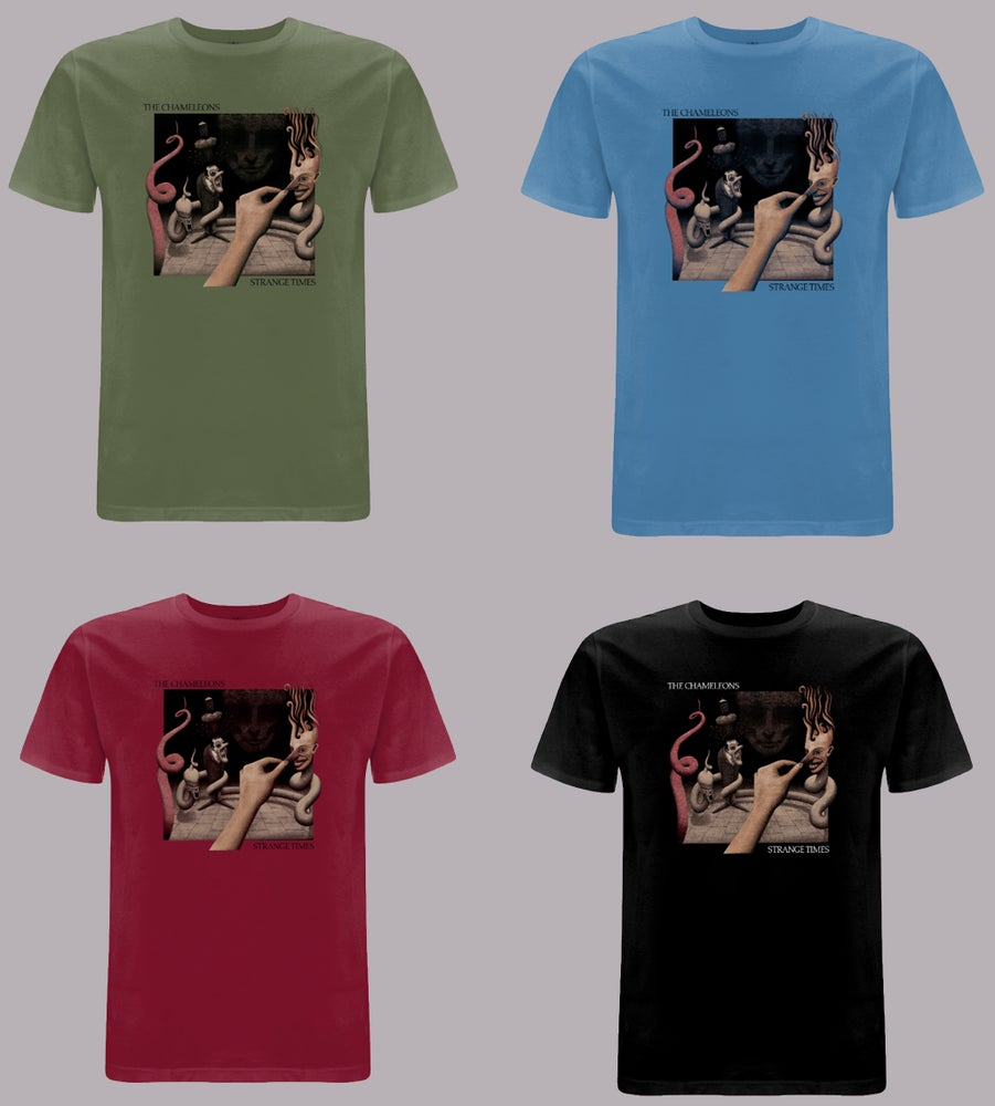 Image of Strange Times T-Shirt Bundle (4 shirts)