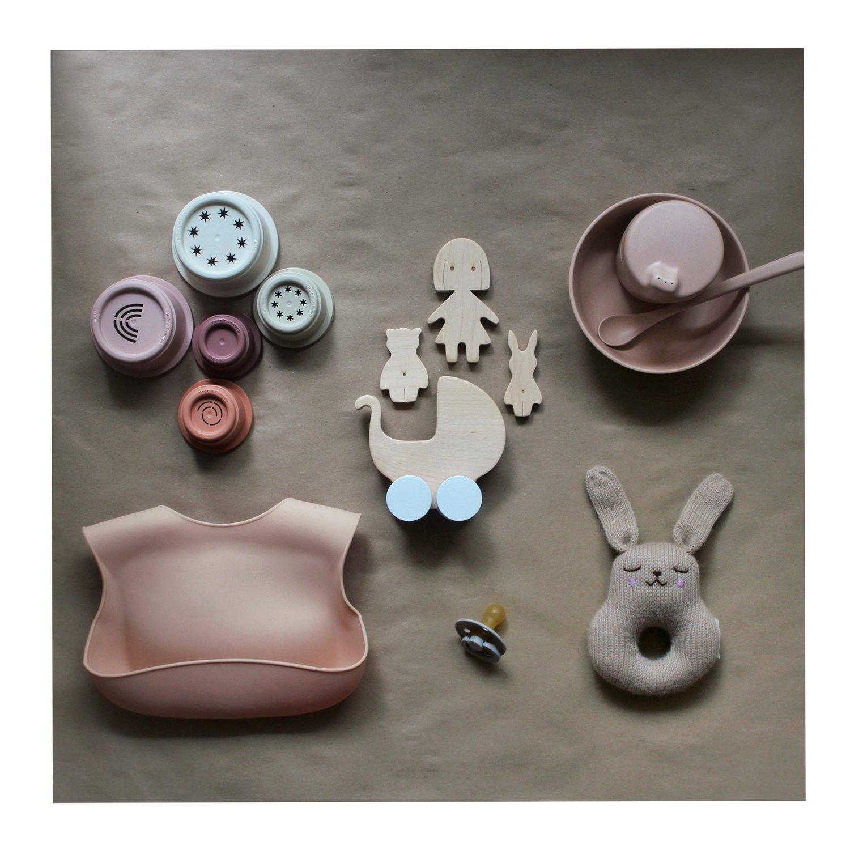 Image of ROSE baby maxi set