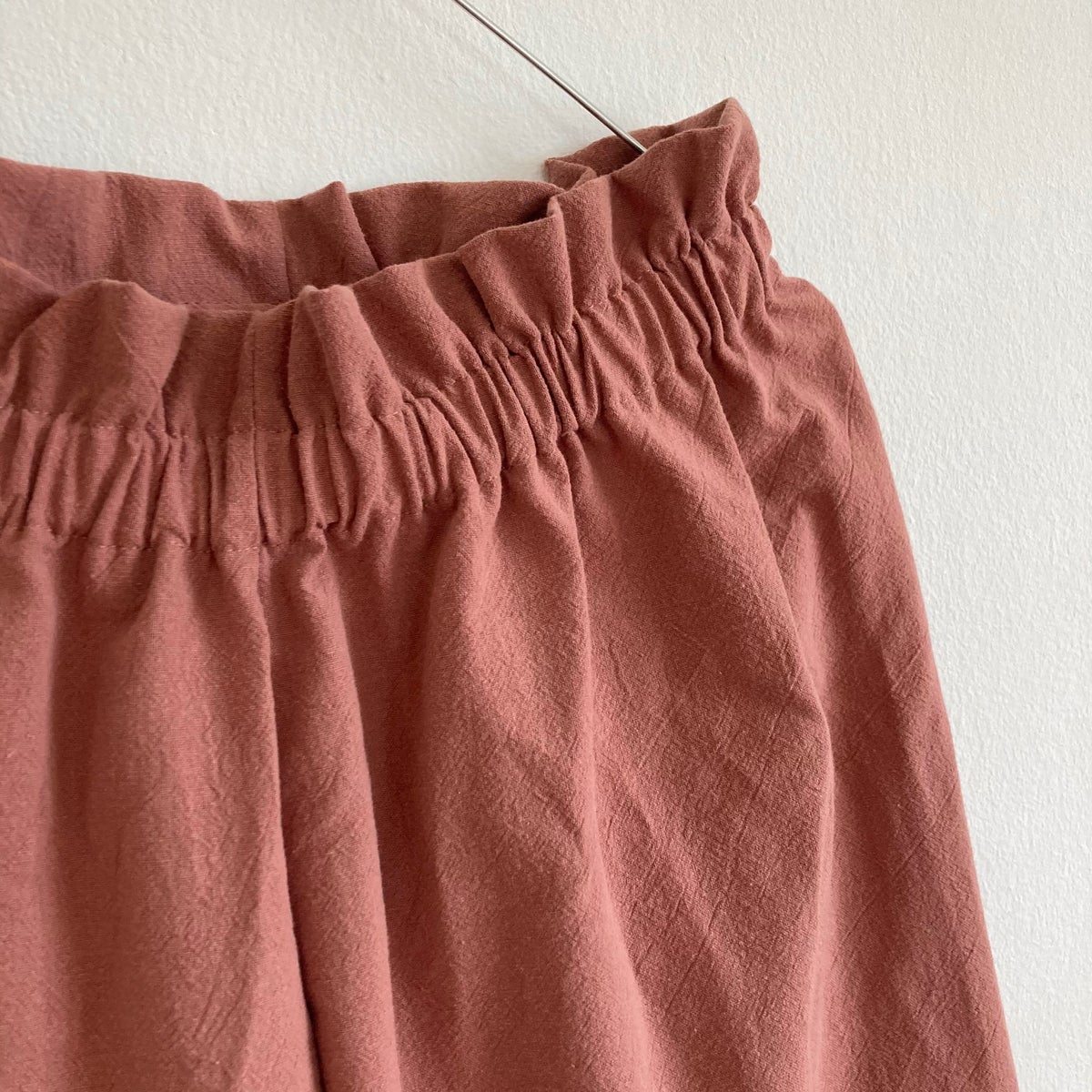 Culotte- clay pink