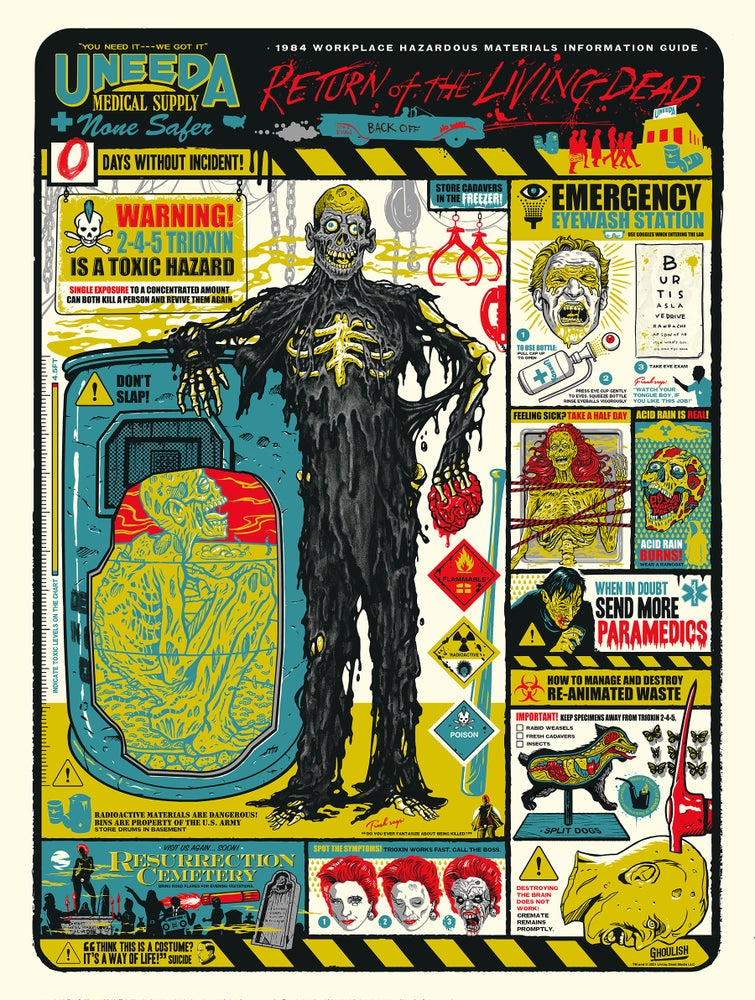 Image of Return of the the Living Dead