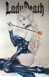 Lady Death Unholy Ruin #1 Mistress Metal Edition LE to 3