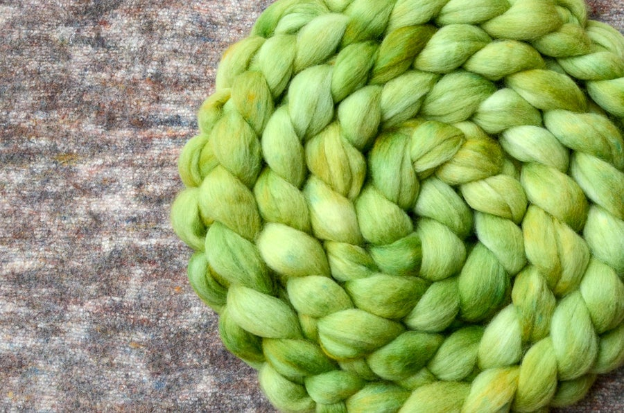 """Image of """"Bright-Eyed"""" May Fiber Club Coordinate- PRE-ORDER - 4 oz."""