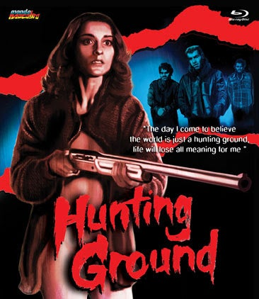 Image of HUNTING GROUND - retail edition