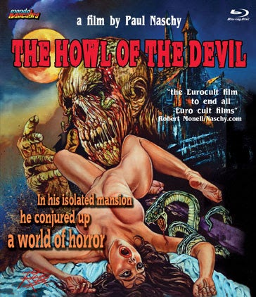 Image of THE HOWL OF THE DEVIL - retail edition