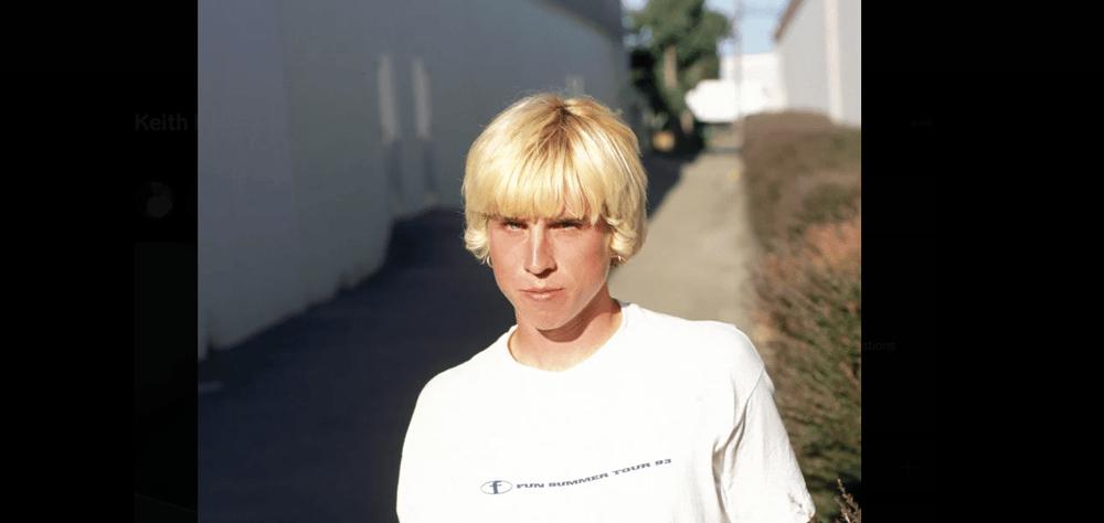 Keith Hufnagel, San Francisco 1993 by Tobin Yelland