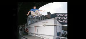 John Cardiel Burnside 1997 by Tobin Yelland