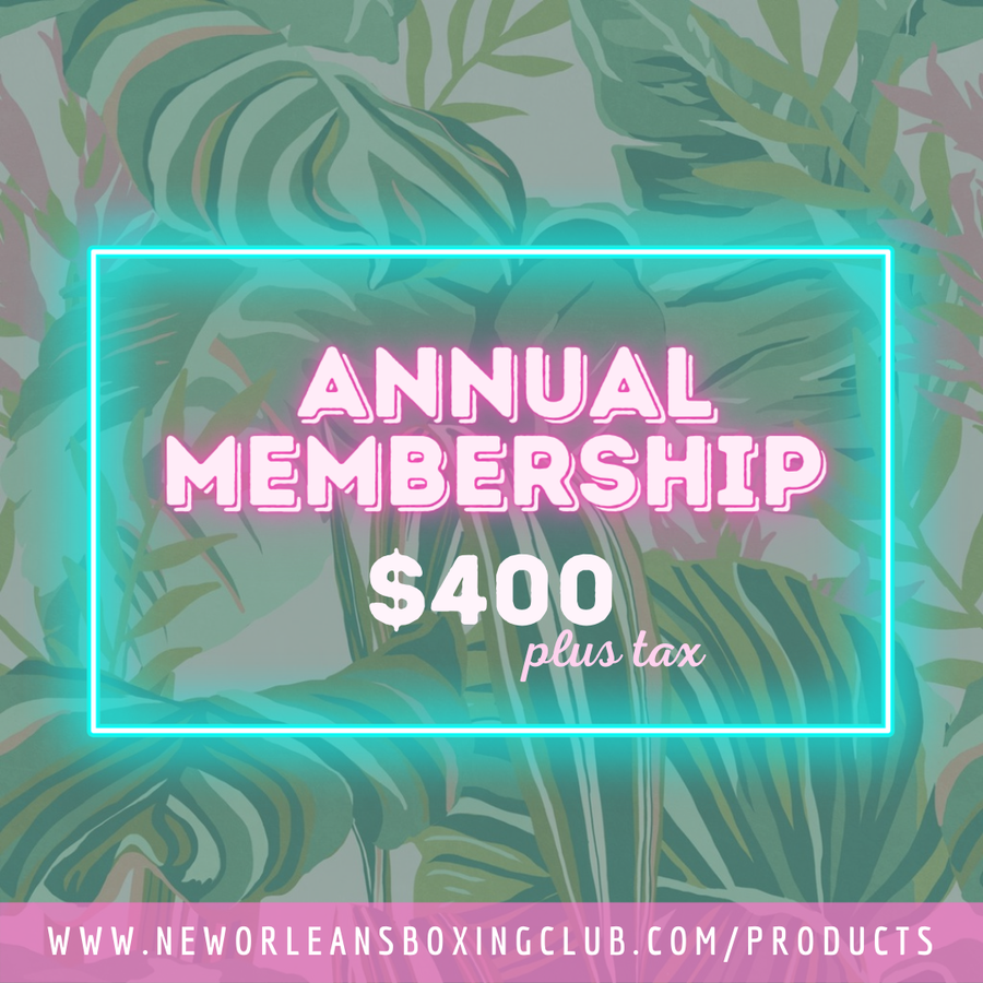 Image of Annual Membership - Summertime Special