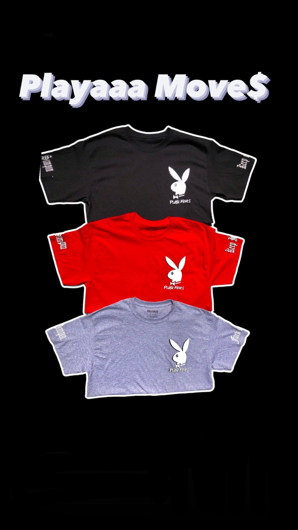 Playa Move$ T-shirt