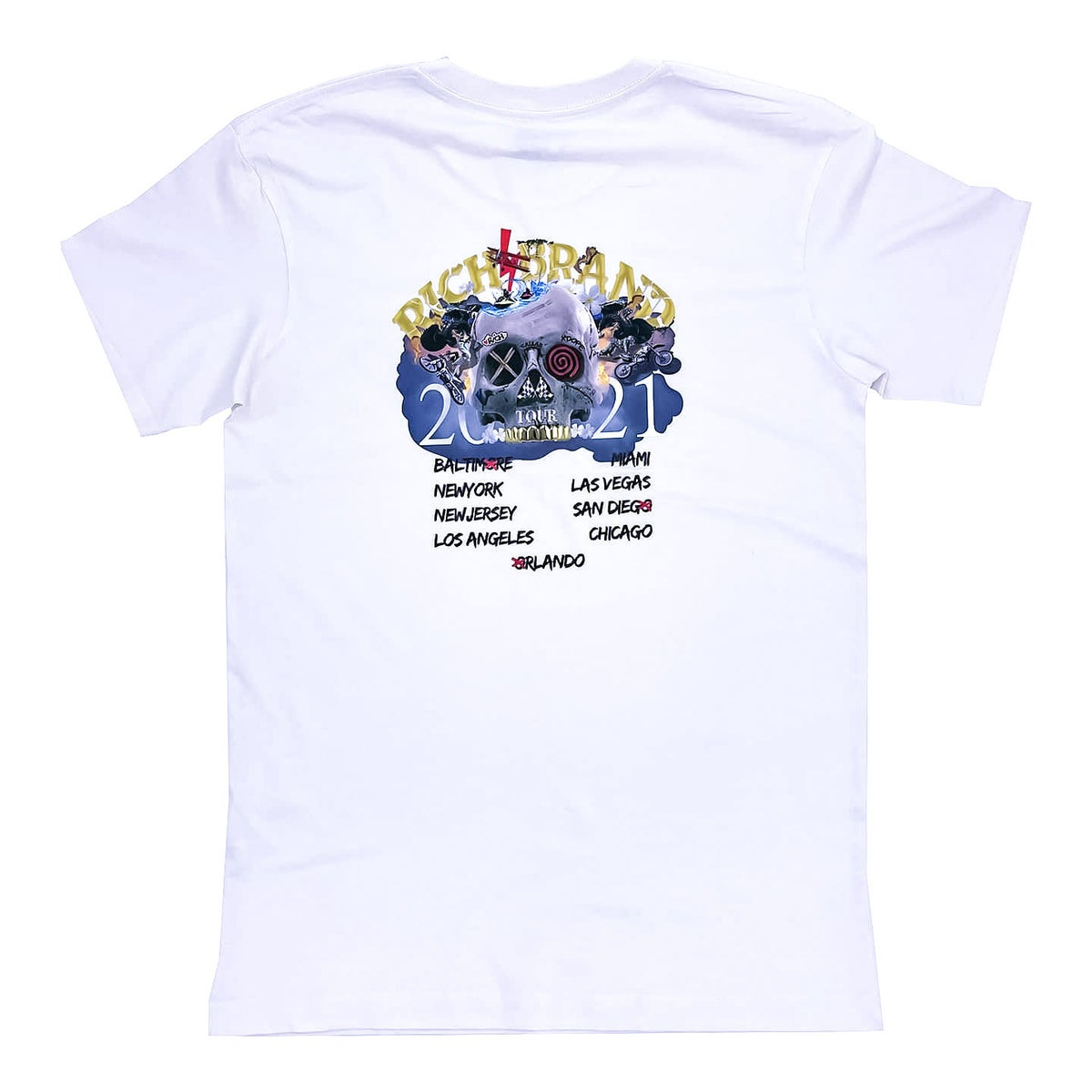 Image of RBO x XDOPE Collab Tee