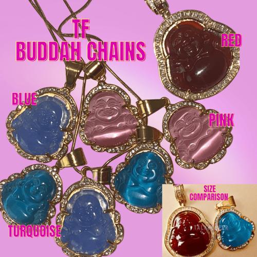 Image of Buddha Pendant Necklace