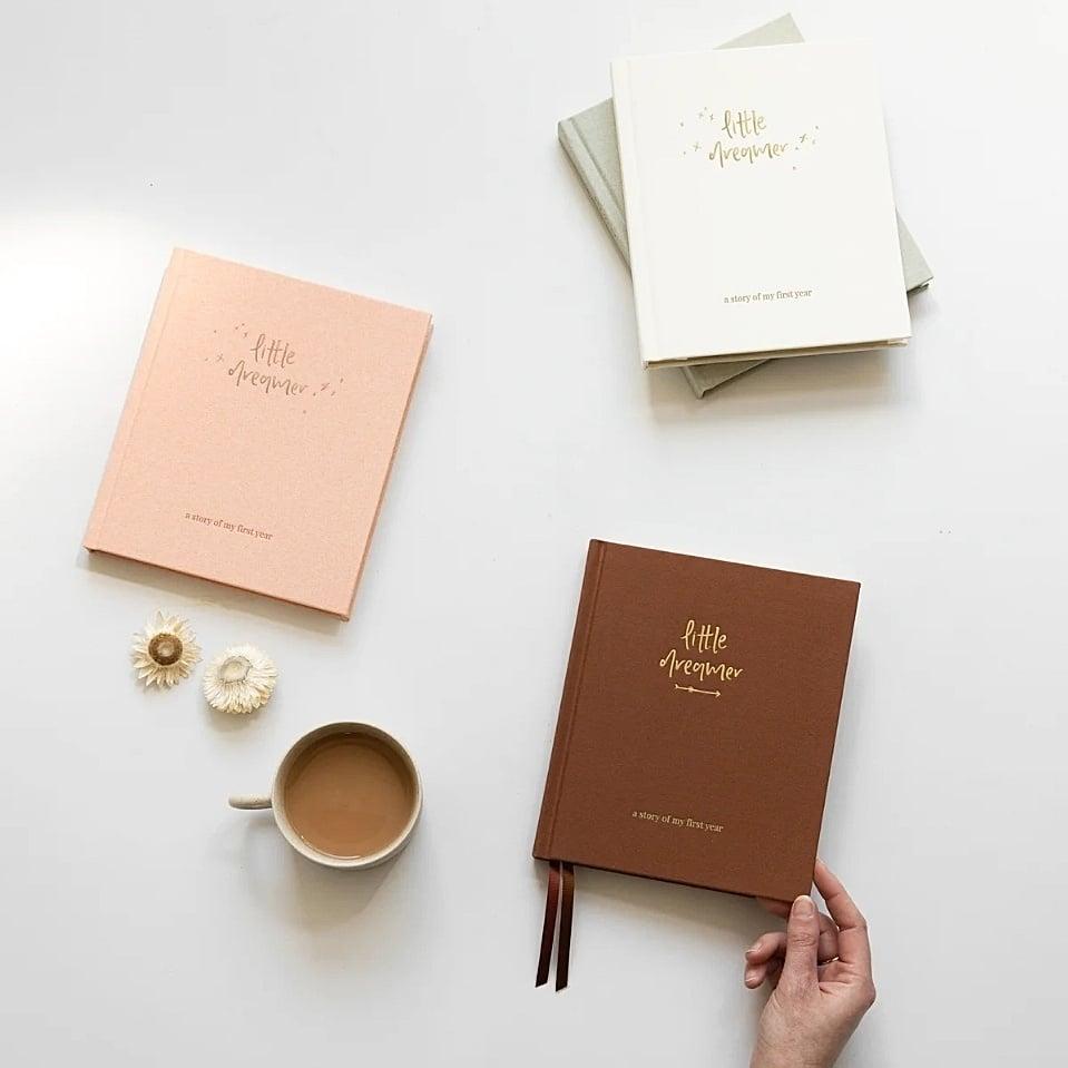 Image of emma kate co - baby journal - little dreamer