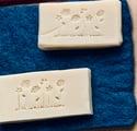 woollen soap rests