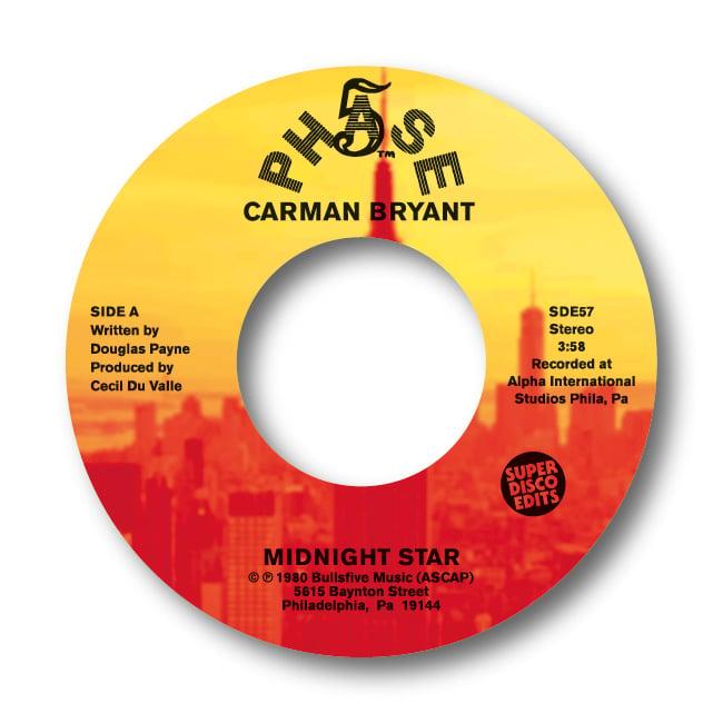"Doug Payne & Carman Bryant ""Midnight star"" Phase 5"