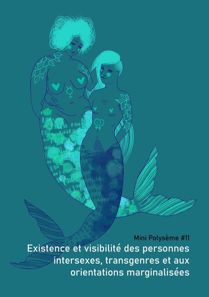 Image of Mini Polysème #11 - Existence et visibilité des personnes intersexes, transgenres et aux ...