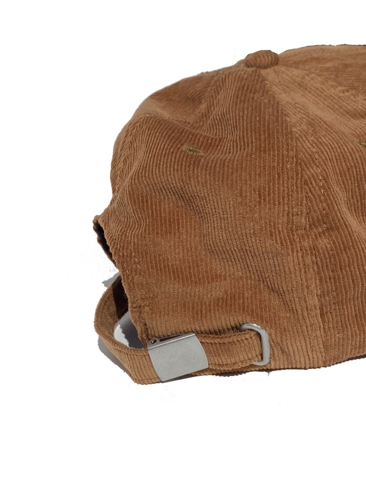 Image of FTW EMBROIDERED CORDUROY CAP