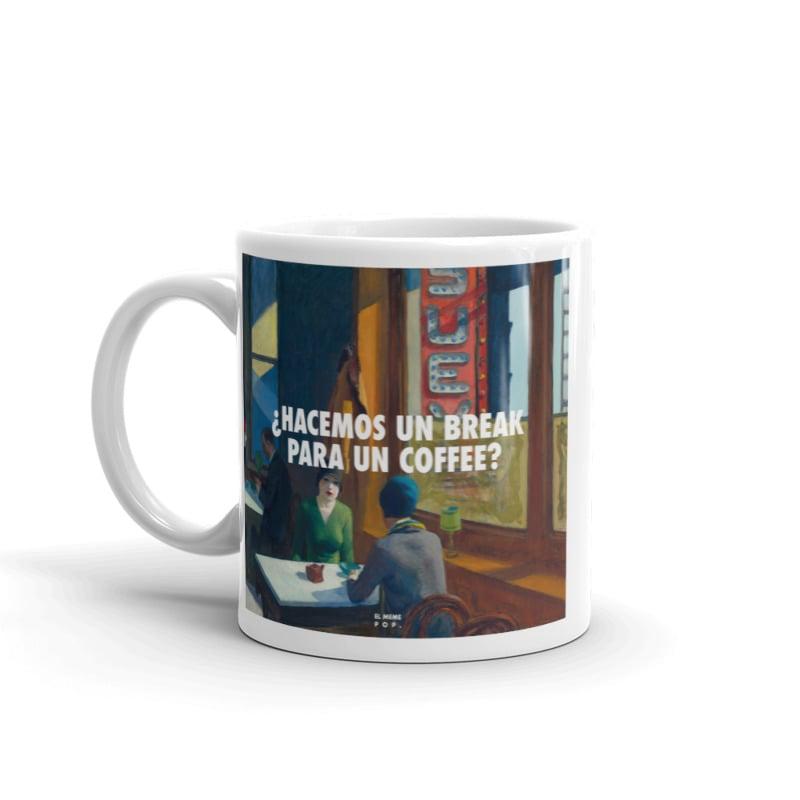 Image of Taza - Un break para un coffee