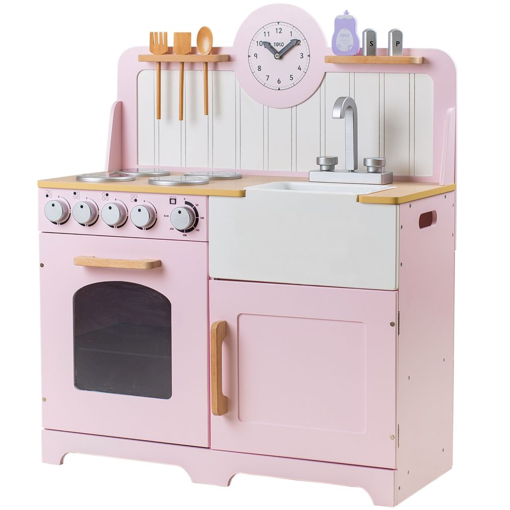 Image of Country Kitchen - Pink