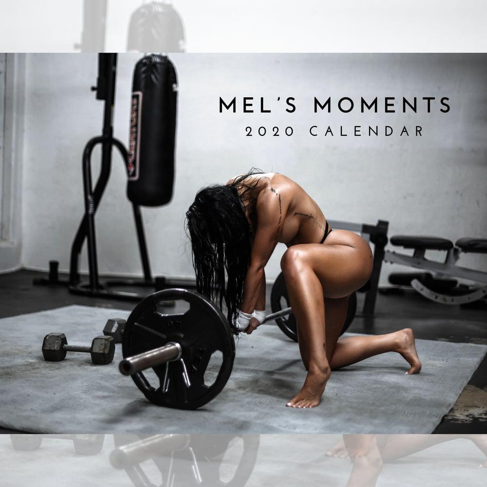 Image of MEL'S MOMENTS 2020 Calendar