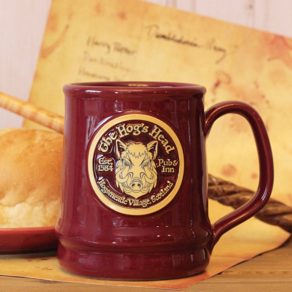 Image of Pig's Head Mug