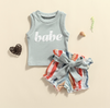 Babe Outfit Set