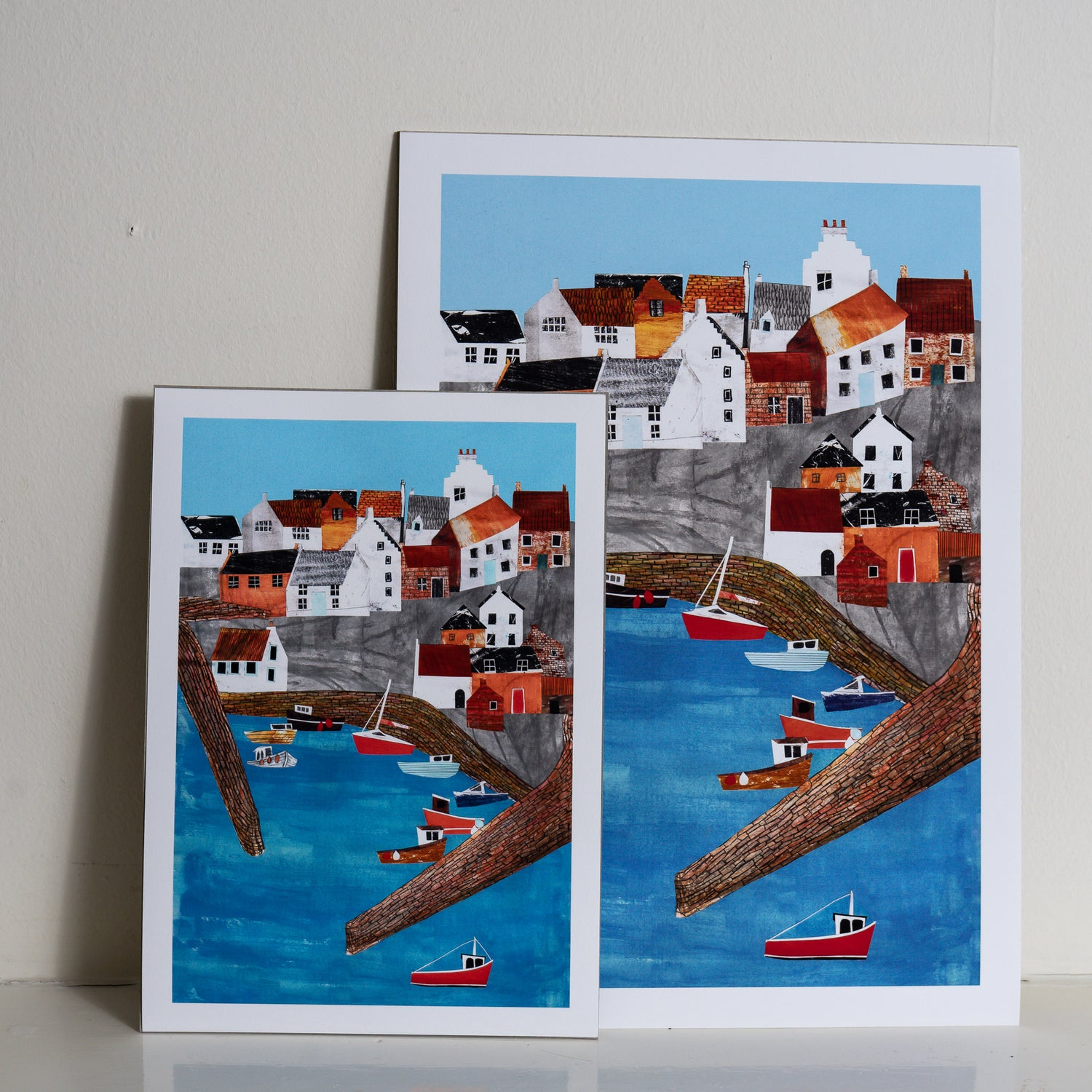 Image of Crail Giclee Print