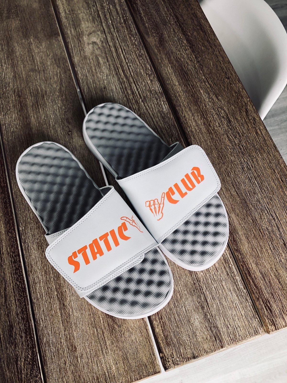 Orange Creamsicle Slides