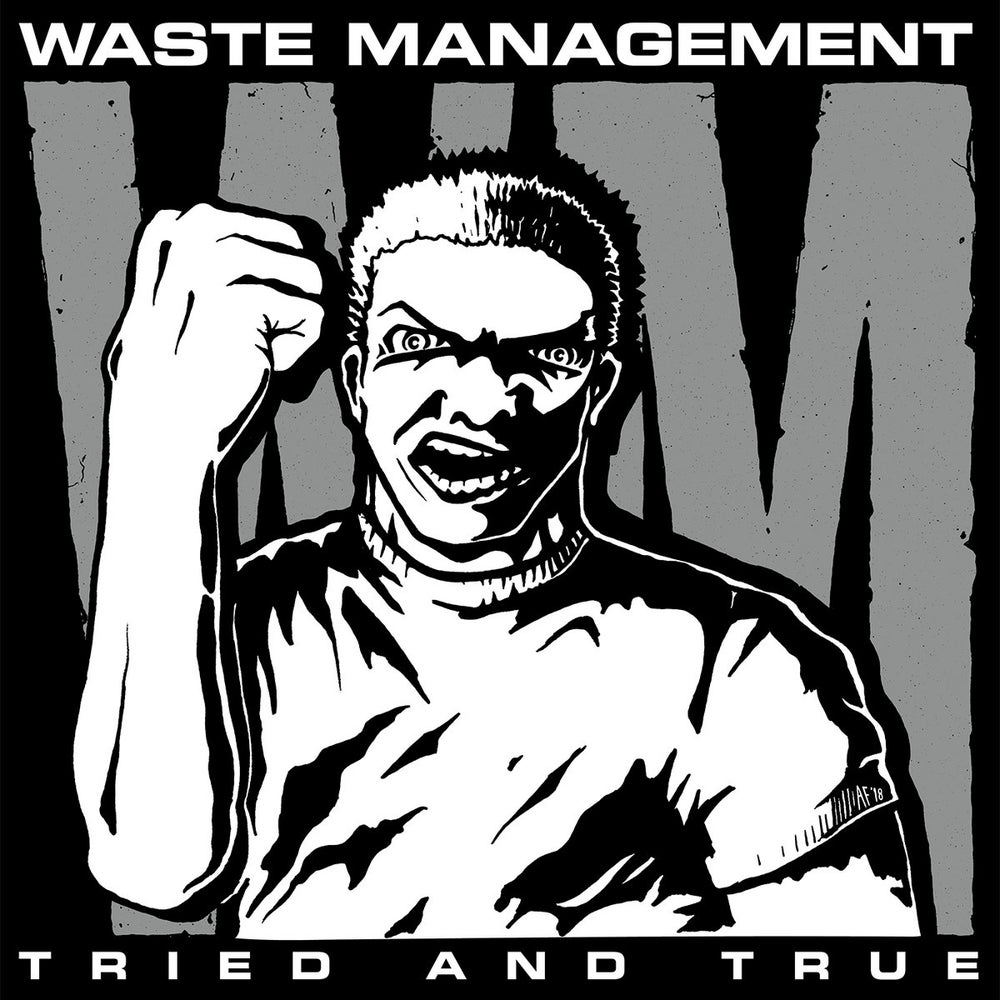 Image of WASTE MANAGEMENT - Tried And True LP