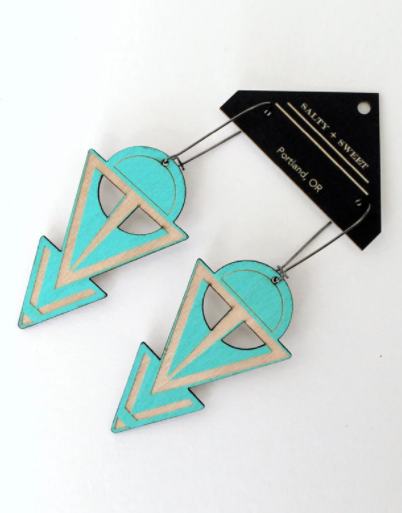 Image of Coven Earring in Turquoise
