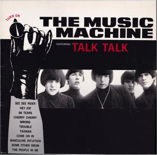 Image of THE MUSIC MACHINE - (Turn On) The Music Machine LP (Remastered/Stereo/180gr)