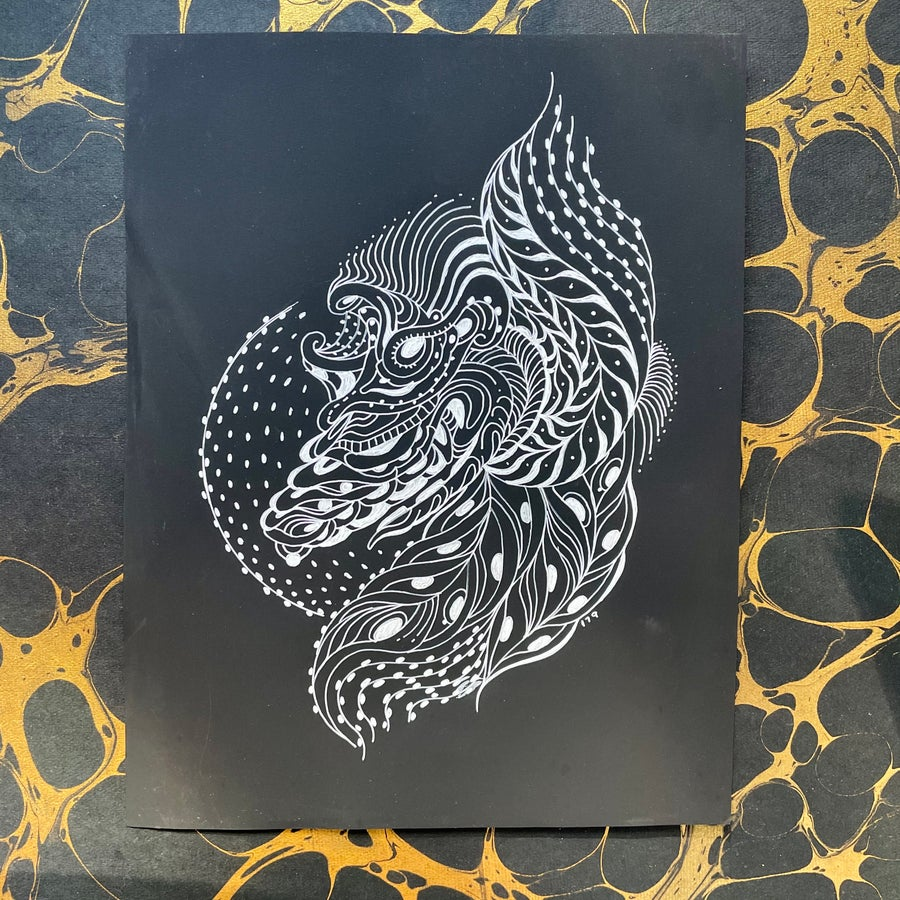 Image of Lace Wolf 02