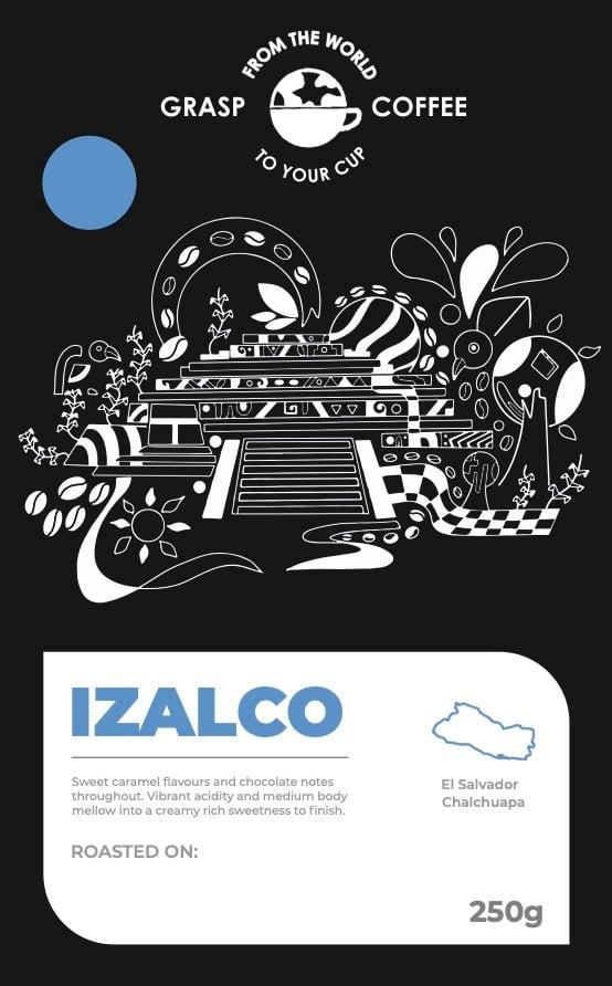 Image of Izalco