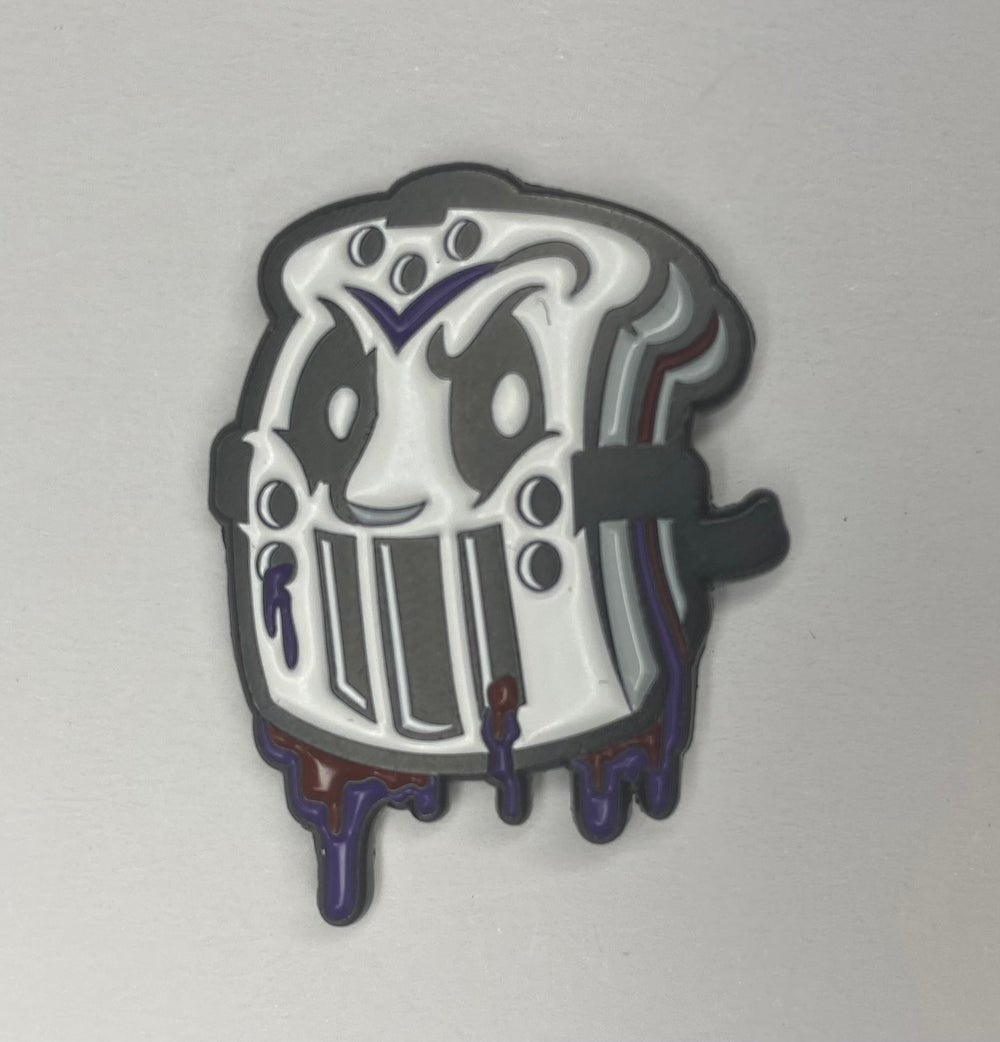 PBJ x The Capologists Pin Collab